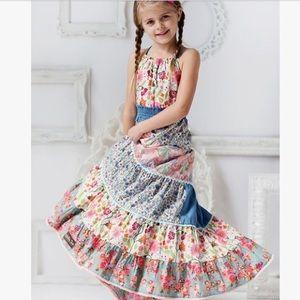 GIRLS Matilda Jane Twirly Maxi Dress